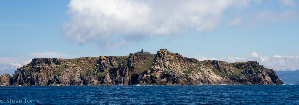 Past the Coast of Death to the End of the Earth(Finisterre)