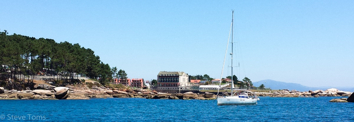 Arousa – We stayed longer than planned –Again!