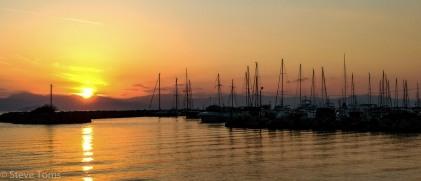 Aigina-sunset-2