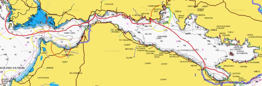 Gulfs Route