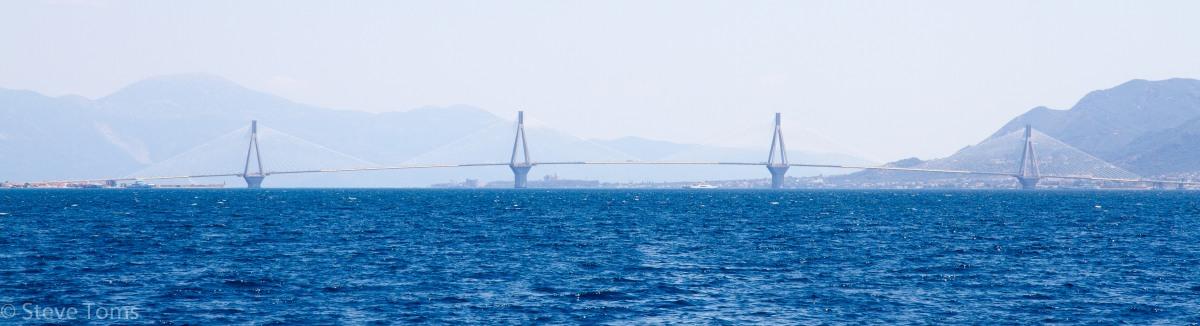 Gulfs of Patras andCorinth