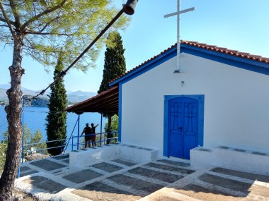 The church on the island