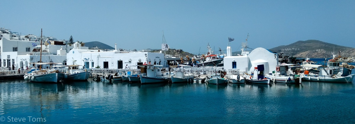 Cyclades – Part 2, Easter, amazing culture and filmlocation
